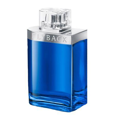 Flyback by Night Paris Bleu - Perfume Masculino - Eau de Toilette - 100ml