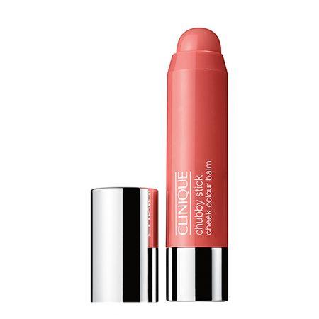 Chubby Stick Cheek Colours Balm Clinique - Blush - Robust Rhubarb