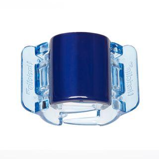 peralised-plain-linziclip-prendedor-para-os-cabelos-majestic-blue