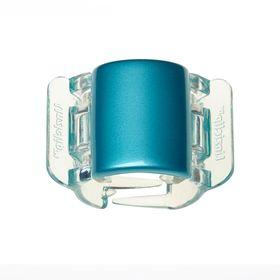 peralised-plain-linziclip-prendedor-para-os-cabelos-sea-blue