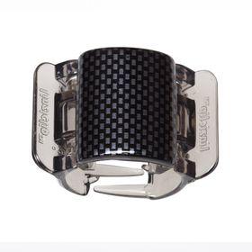 core-linziclip-prendedor-para-os-cabelos-core-black-grey-check-gloss