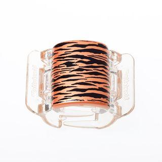 tiger-pearlised-linziclip-prendedor-para-os-cabelos-orange-peel