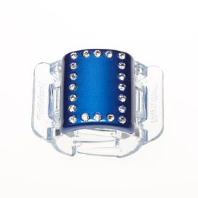 pearlised-diamante-linziclip-prendedor-para-os-cabelos-majestic-blue