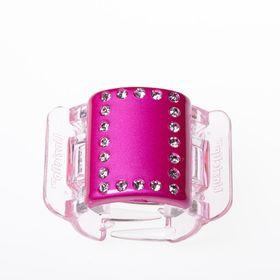 pearlised-diamante-linziclip-prendedor-para-os-cabelos-hot-pink