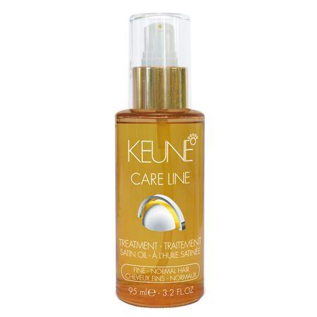 Keune Satin Oil Treatment Fine to Normal Hair - Reconstrutor Capilar - 95ml