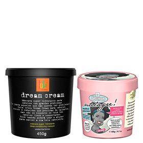 dream-cream-milagre--diet-cream-lola-cosmetics-kit-creme-para-pentear-450g-mascara-hidratante-450g