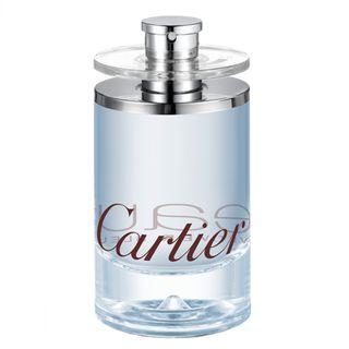 Eau de Cartier Vétiver Blue Eau de Toilette - Perfume Unissex 100ml - COD. 030734