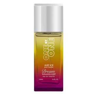 One by One Just Ice Pour Femme Eau de Toilette Dream Collection - Perfume Feminino 100ml - COD. 030898