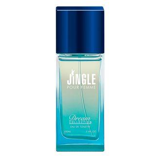 Jingle Pour Femme Eau de Toilette Dream Collection - Perfume Feminino 100ml - COD. 030902
