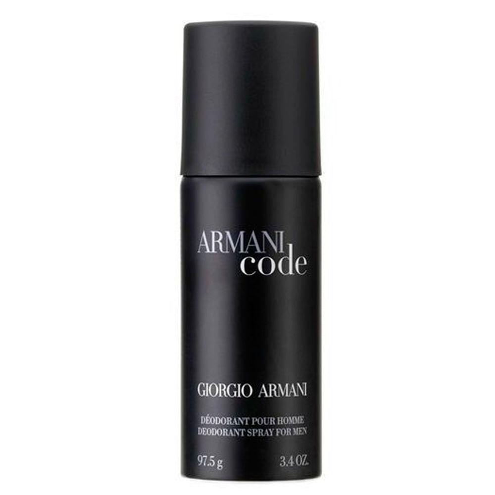 Armani Code Giorgio Armani - Desodorante Masculino - Época Cosméticos ad6c1a2809