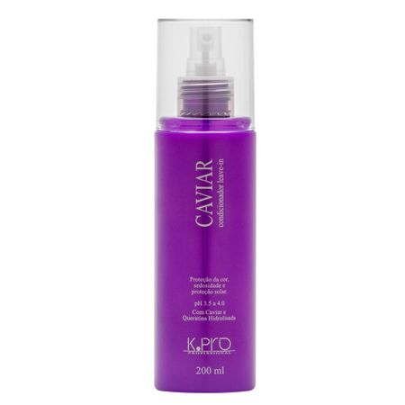 K Pro Caviar Leave-in - Spray Hidratante - 200ml