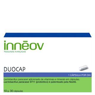 Duocap Innéov - Suplemento Anticaspa 30 Cápsulas - COD. 031407