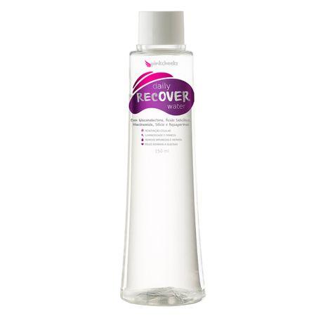 Daily Recover Water Pink Cheeks - Solução Micelar - 150ml