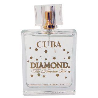 Diamond The American Star Eau de Parfum Cuba Paris - Perfume Masculino 100ml - COD. 031303