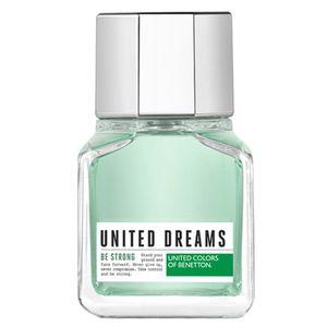 8d97f0a24b United Dreams Be Strong Benetton - Perfume Masculino - Eau de Toilette