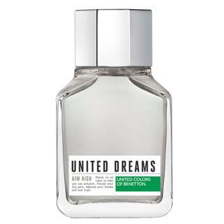 United Dreams Aim High Eau de Toilette Benetton - Perfume Masculino 100ml - COD. 031245