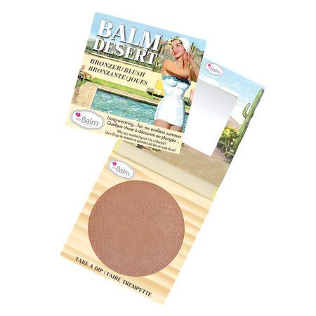 Balm Desert Blush The Balm - Blush - Bronzer
