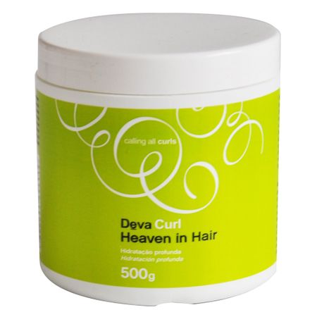Deva Curl Heaven in Hair - Máscara Hidratante - 500g