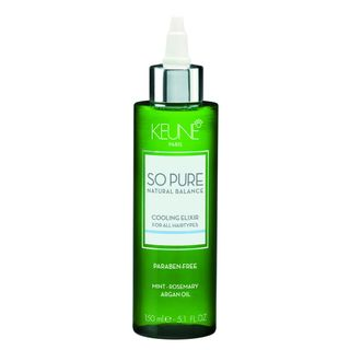 So Pure Cooling Elixir Keune - Tratamento Energizante do Couro Cabeludo 150ml - COD. 031651