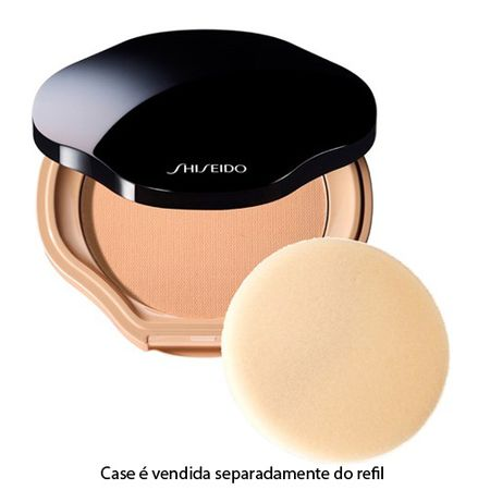 Refil Sheer and Perfect Compact Oil free SPF 15 Shiseido - Base - I60 - Natural...