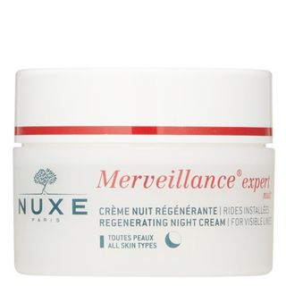merveillance-expert-regenerating-night-cream-nuxe-paris-rejuvenescedor-facial