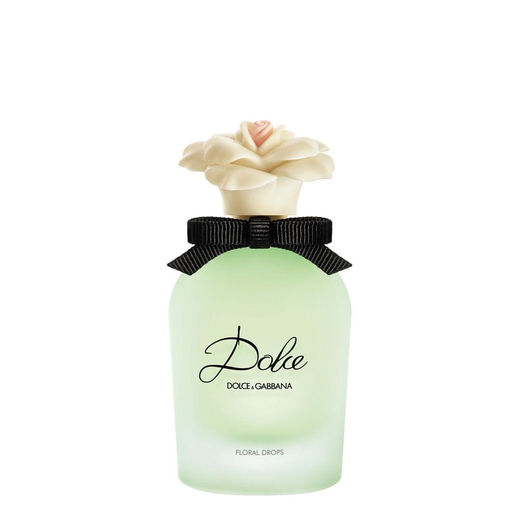 b77f8e33aa227 Época Cosméticos · Perfumes · Perfume Feminino. dolce-floral-drops-eau-de- toilette-dolce-gabbana ...