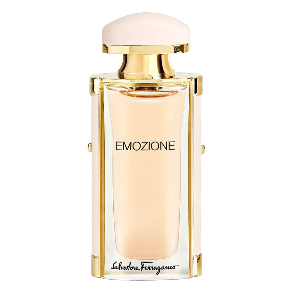831cc4a5ff694 Perfume Emozione Salvatore Ferragamo Feminino - Época Cosméticos