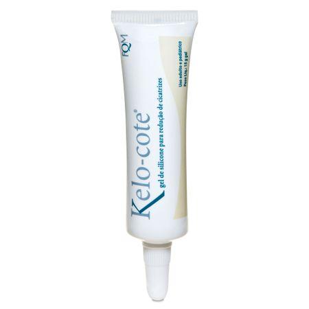 Gel de Silicone Kelo-Cote - Gel Redutor de Cicatrizes - 15g