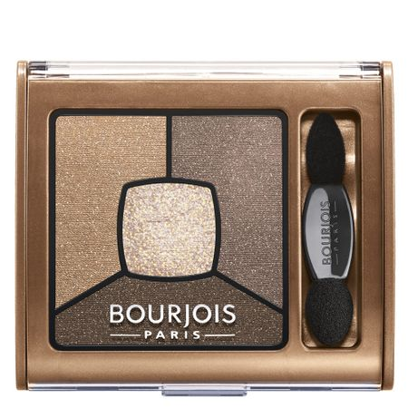 Smoky Stories Bourjois - Paleta de Sombras - 06 - Upside Brown