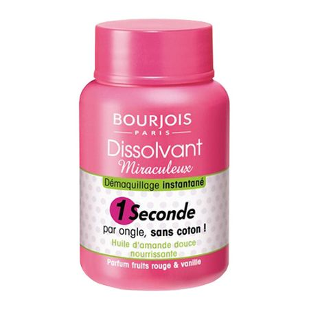 Magic Nail Polish Remover Bourjois - Removedor de Esmaltes - 75ml