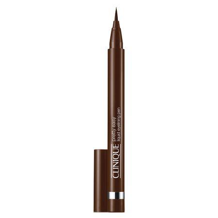 Pretty Easy Liquid Eyelining Pen Clinique - Delineador - Brown