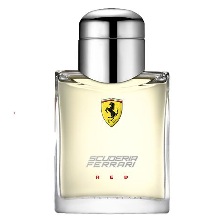 Scuderia Red After Shave Lotion Ferrari - Loção Pós-Barba - 75ml