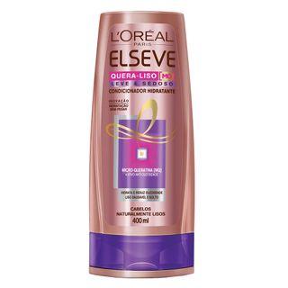 elseve-quera-liso-leve-e-sedoso-l-oreal-paris-condicionador-hidratante-400ml