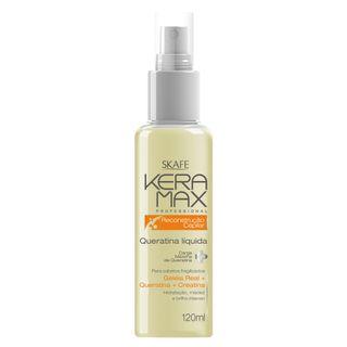 keramax-queratina-liquida-reconstrucao-capilar-skafe-tratamento-120ml