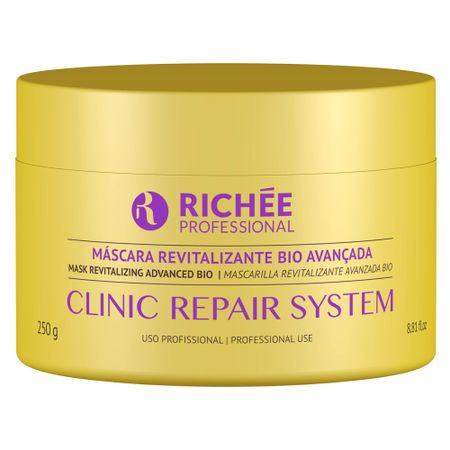 Richée Professional Clinic Repair System - Máscara Revitalizante - 250g
