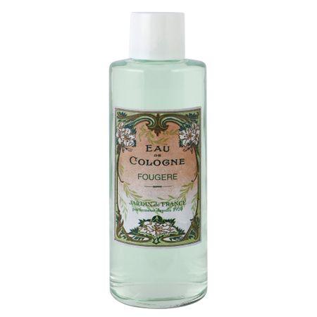 Fougere Jardin de France - Perfume Unissex - Eau de Cologne - 500ml