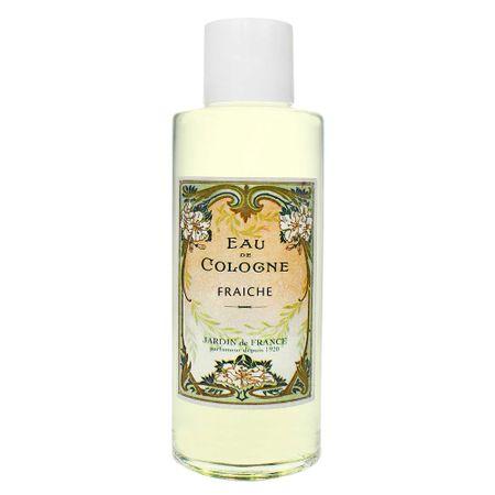 Fraiche Jardin de France - Perfume Unissex - Eau de Cologne - 250ml