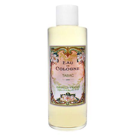 Tabac Jardin de France - Perfume Unissex - Eau de Cologne - 250ml