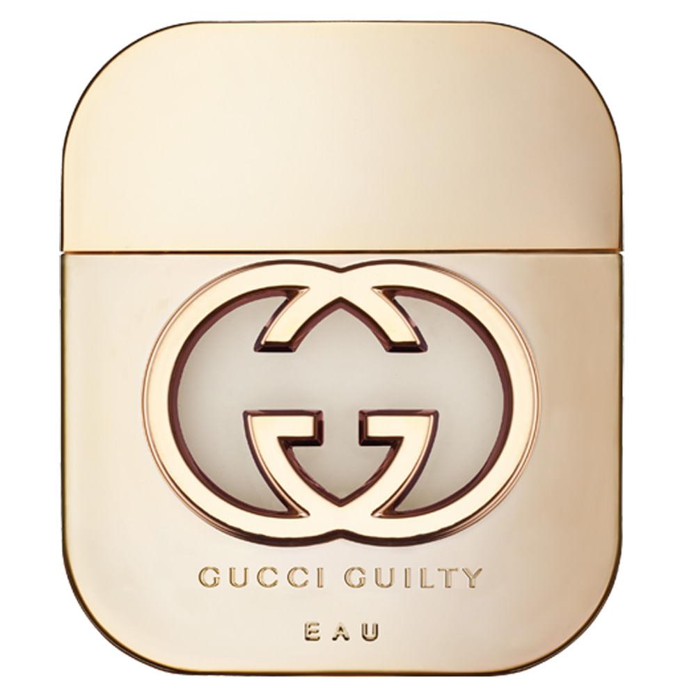f3f8c6076ee Perfume Gucci Guilty Eau Gucci Feminino - Época Cosméticos