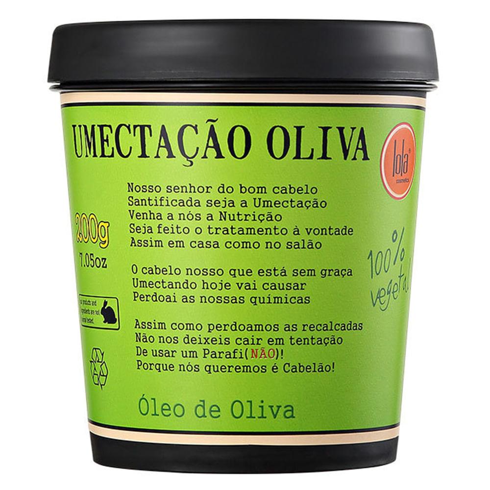 Lola Cosmetics Umectação Oliva