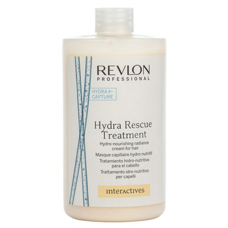 Revlon Professional Interactives Hydra Rescue Treatment - Máscara de Tratamento...