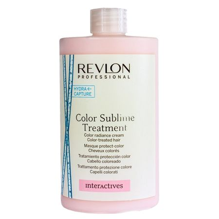 Revlon Professional Interactives Color Sublime Treatment - Tratamento - 750ml
