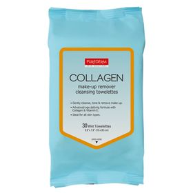 collagen-makeup-remover-cleansig-towelettes-purederm-lenco-demaquilante-colageno