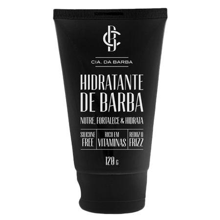 Hidratante De Barba Cia. da Barba - Hidratante De Barba - 120g