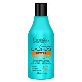 cachos-forever-liss-shampoo-hidratante-300ml