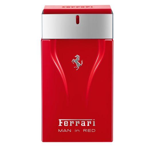 2851a7cab Perfume Man in Red Ferrari Masculino - Época Cosméticos