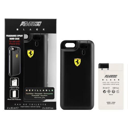 Iphone Cover Scuderia Ferrari Black Ferrari  - Masculino - Eau de Toilette -...