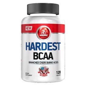 hardest-bcaa-midway-suplemento-de-aminoacidos-120-caps