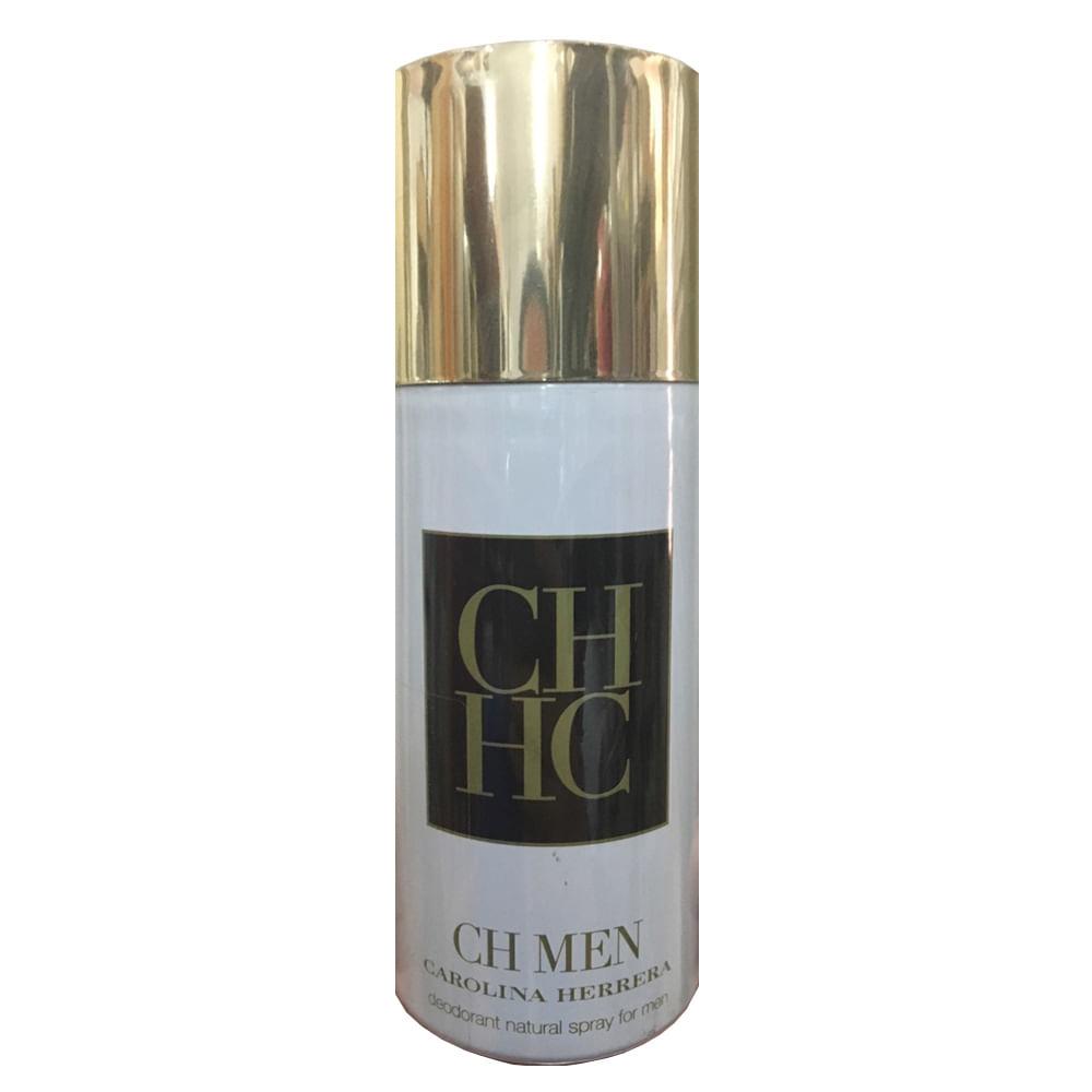 CH Men Desodorant Spray Carolina Herrera - Desodorante - Época ... 766329a17d