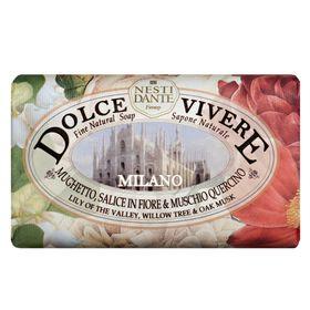 dolce-vivere-milano-nesti-dante-sabonete-perfumado-em-barra-250g